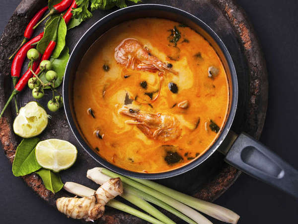 Thai cooking courses london