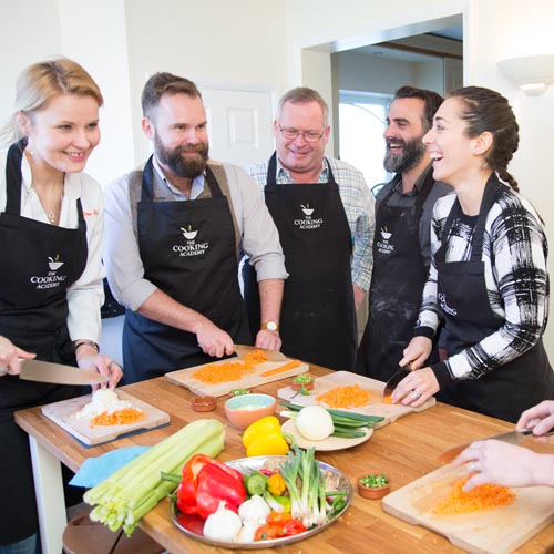 The Cooking Academy Cooking Classes Corporate Cooking Events